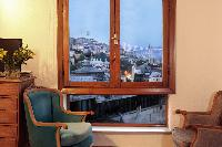 amazing view from Istanbul - Yildiz luxury apartment 1 holiday home and vacation rental