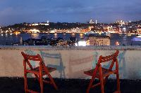 cool balcony of Istanbul - Yildiz luxury apartment 1 holiday home and vacation rental