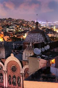 awesome view form Istanbul - Yildiz luxury apartment 1 holiday home and vacation rental
