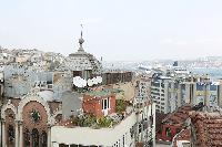cool terrace of Istanbul - Yildiz luxury apartment 1 holiday home and vacation rental