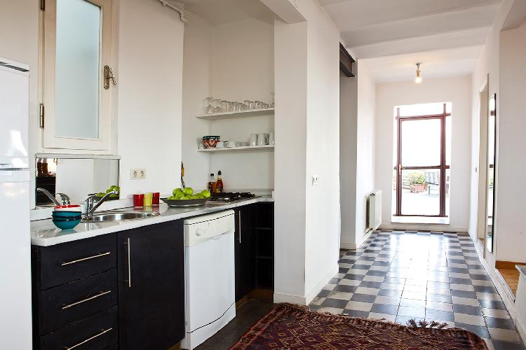 spacious Istanbul - Topkapi luxury apartment and vacation rental