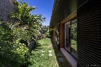 lush surroundings of Saint Barth Villa Blackstone luxury holiday home, vacation rental
