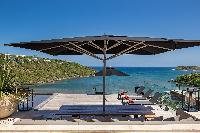 amazing seafront Saint Barth Villa Blackstone luxury holiday home, vacation rental