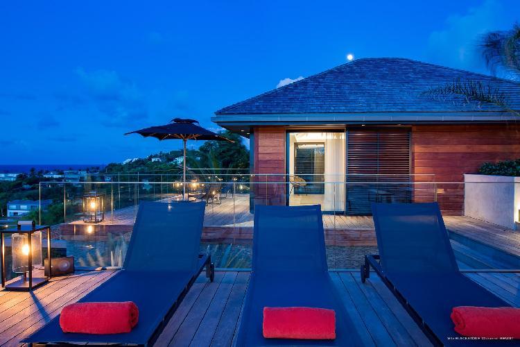 magical Saint Barth Villa Blackstone luxury holiday home, vacation rental
