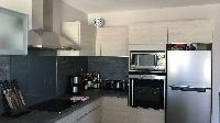 modern kitchen appliances in Saint Barth Villa Ouanalao luxury holiday home, vacation rental