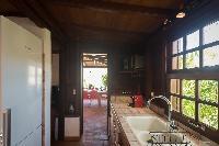 fully furnished Saint Barth Villa Petit Bali luxury holiday home, vacation rental