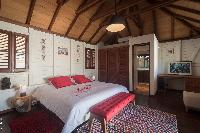 clean bed sheets in Saint Barth Villa Petit Bali luxury holiday home, vacation rental