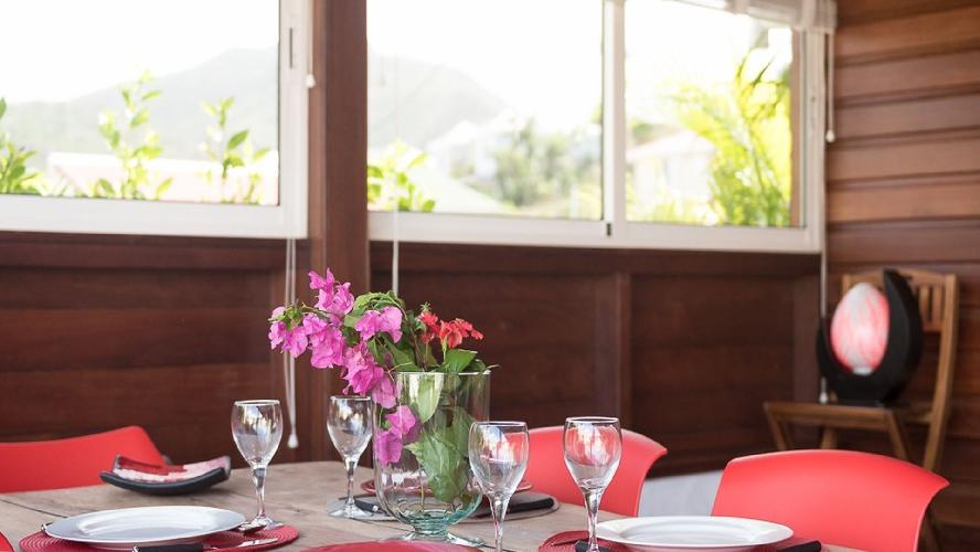 well-appointed Saint Barth Villa Petit Bali luxury holiday home, vacation rental