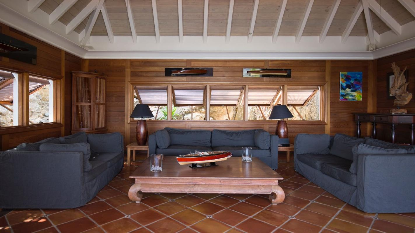 awesome Saint Barth Villa Pasha luxury holiday home, vacation rental