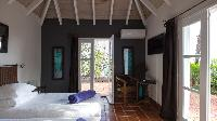 adorable bedroom in Saint Barth Villa Pasha luxury holiday home, vacation rental