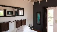 clean bed sheets in Saint Barth Villa Pasha luxury holiday home, vacation rental