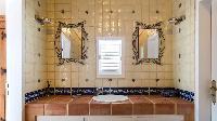 clean lavatory in Saint Barth Villa Pasha luxury holiday home, vacation rental
