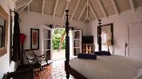incredible ceiling of Saint Barth Villa Pasha luxury holiday home, vacation rental