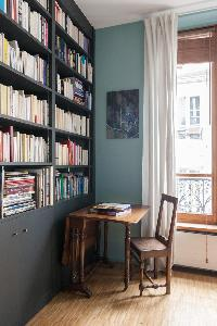 cool corner in Paris - Rue Turbigo luxury apartment