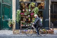quaint neighborhood of Saint-Germain-des-Pres close to Paris luxury apartment