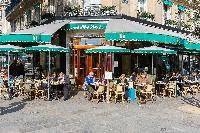 Les Deux Magots - iconic brasserie nearby a Paris luxury apartment
