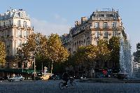 Champs-Elysées Avenue close to Paris luxury apartment