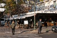 Cafe du Trocadero nearby cafe from Paris luxury apartment