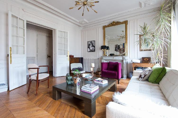 beautiful Paris - Rue des Saints-Pères II luxury apartment and vacation rental
