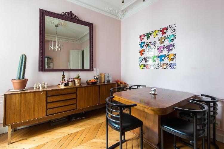 fully furnished Paris - Rue des Saints-Pères II luxury apartment