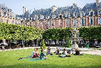 Boulevard Voltaire close to Paris luxury apartment