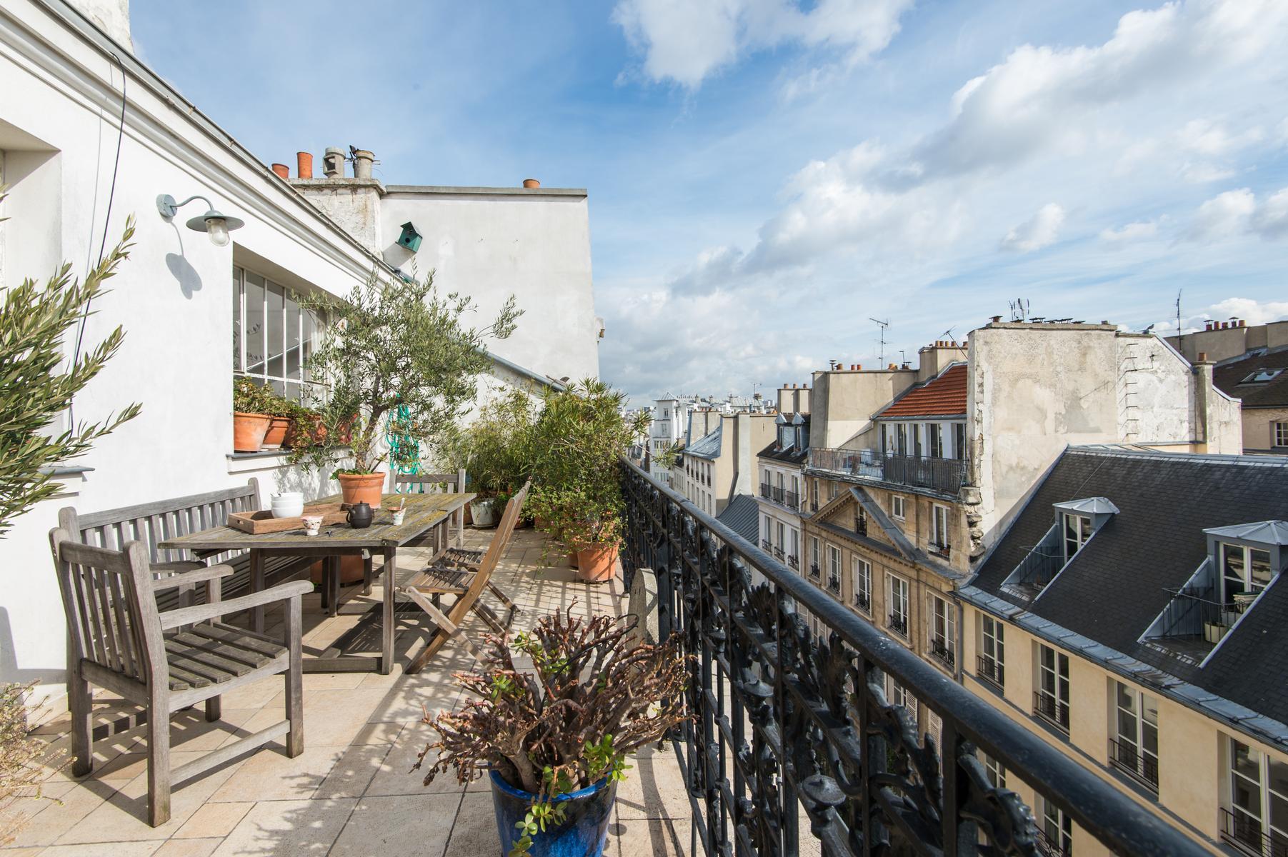 Paris - Rue de Saintonge