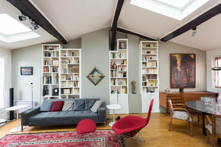 awesome Paris - Rue des Petits Carreaux luxury apartment and holiday home