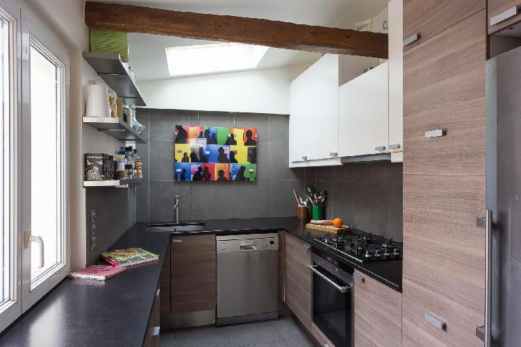 fully furnished Paris - Rue des Petits Carreaux luxury apartment