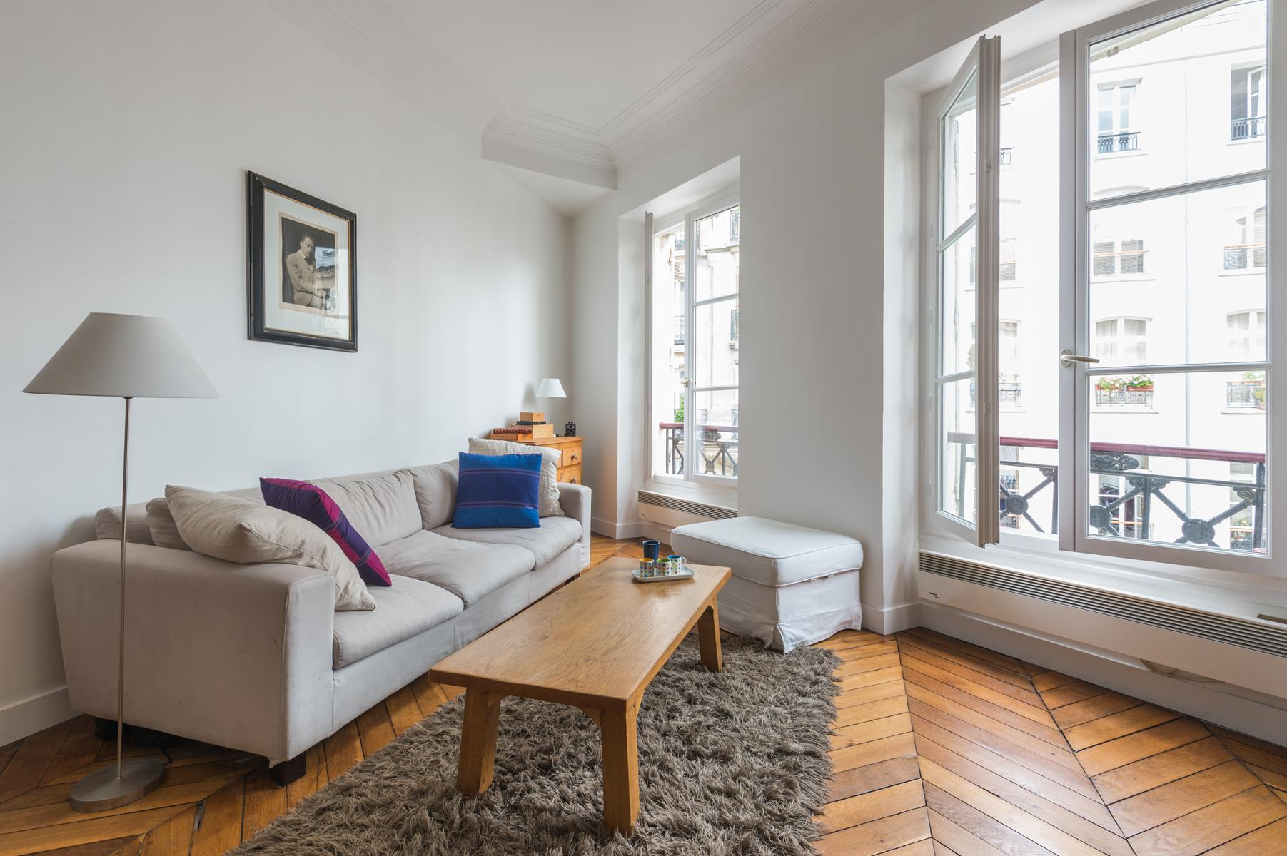 Paris - Rue de Saintonge II