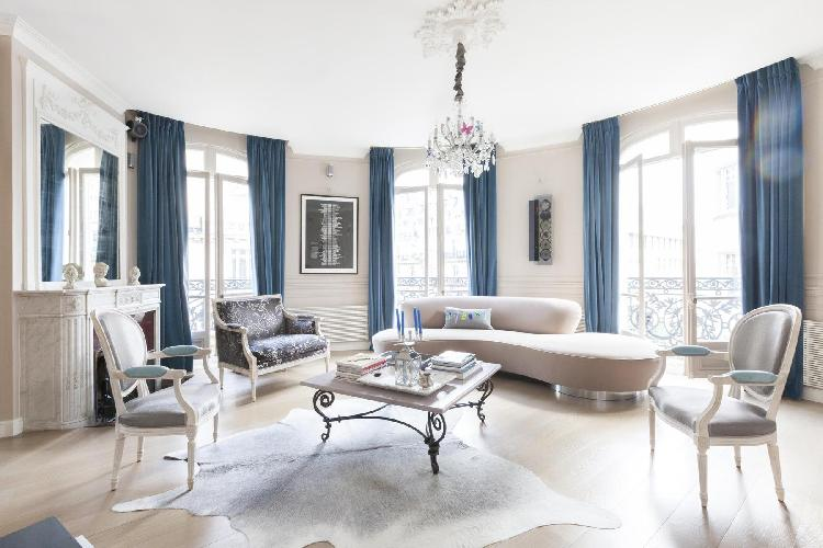 beautiful Paris - Rue Scheffer luxury apartment and holiday home