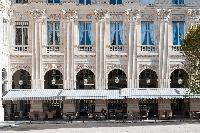 Restaurant du Palais Royal near the Louvre museum