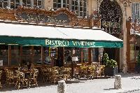 Bistrot Vivienne nearby restaurant from Paris luxury apartment