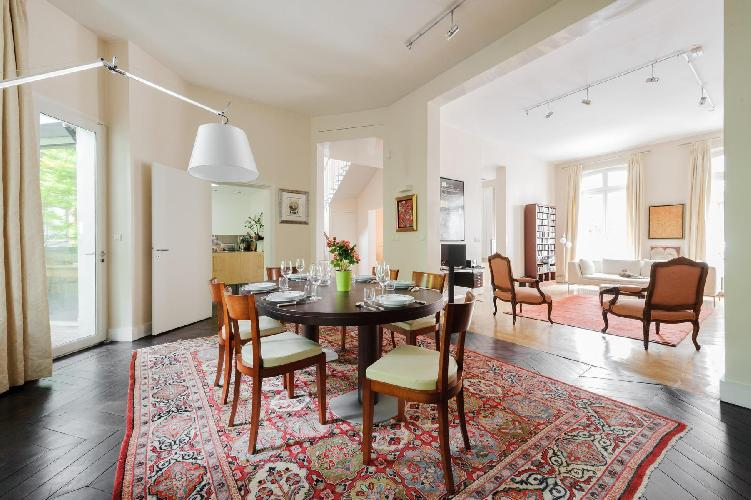 beautiful Paris - Rue Eugène Flachat luxury apartment and holiday home