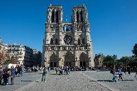 Cathédrale Notre-Dame de Paris at Île de la Cité