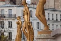 cool landmarks near Paris - Rue Scheffer II luxury apartment