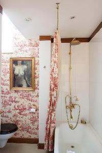fascinating bathroom interiors of Paris - Rue Scheffer II luxury apartment