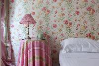 lovely bedroom in Paris - Rue Scheffer II luxury apartment