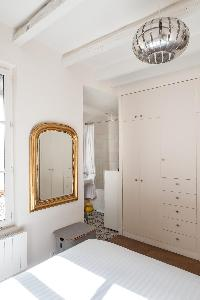 clean and nice interiors of Paris - Rue Jean-Pierre Timbaud luxury apartment