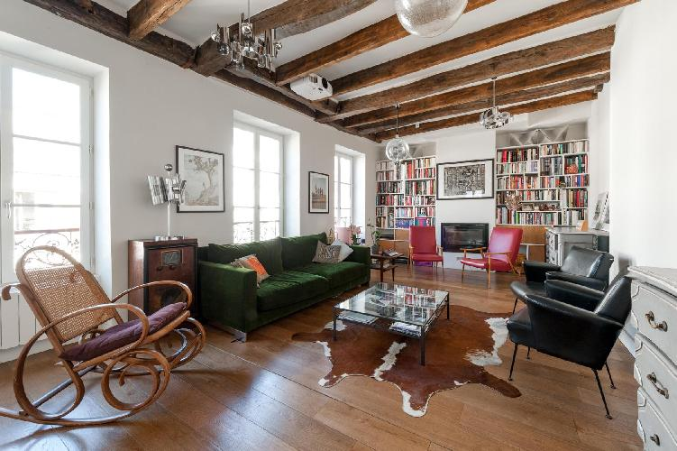 beautiful Paris - Rue Jean-Pierre Timbaud luxury apartment and holiday home