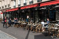 nearby restaurants from a a 4-bedroom Paris luxury apartment