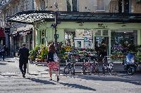 vibrant neighborhood of Paris - Rue Michel-Ange II luxury apartment