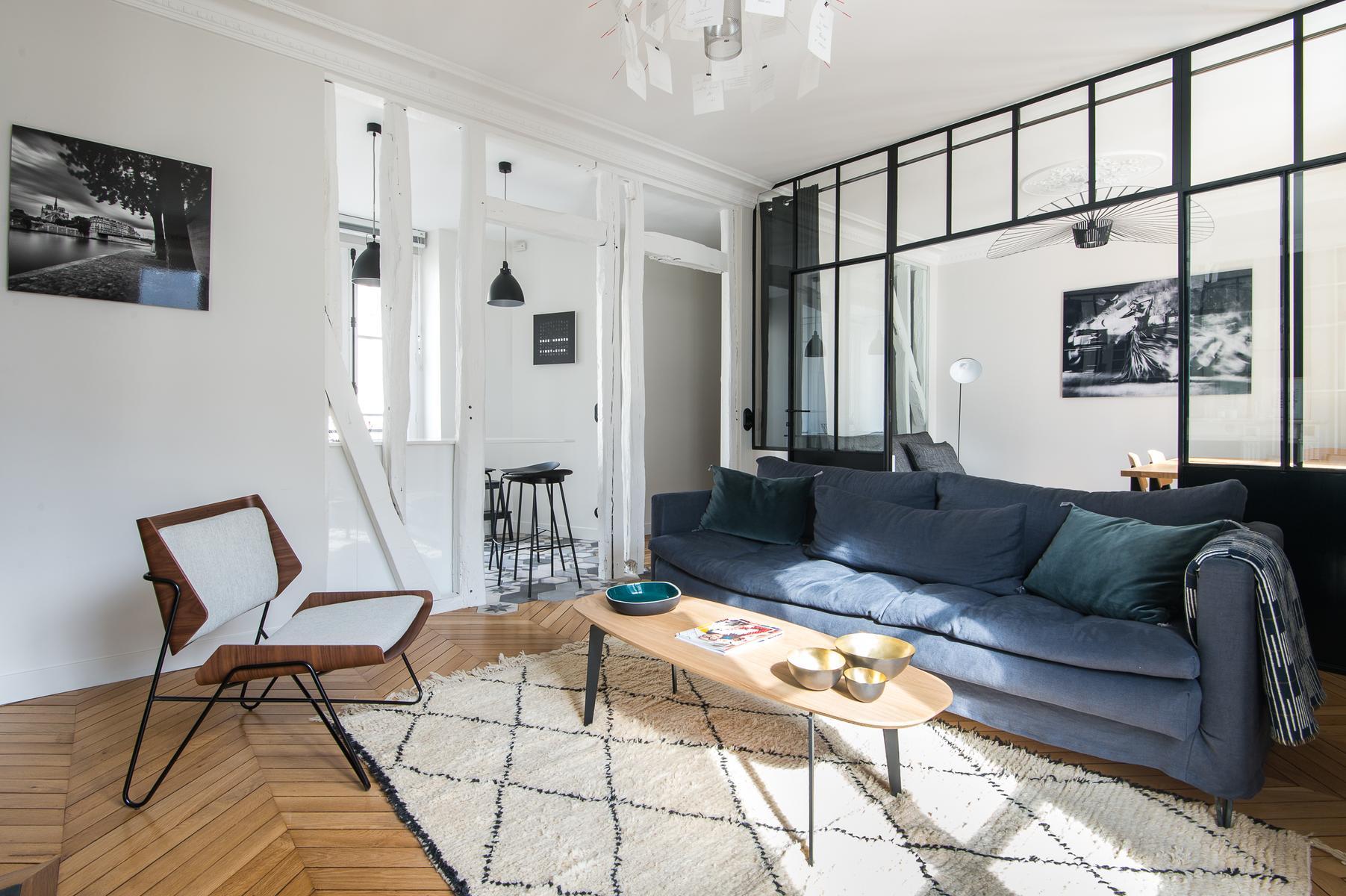 Paris - Rue Gît-le-Coeur II