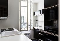 fully furnished Paris - Rue François Ponsard luxury apartment