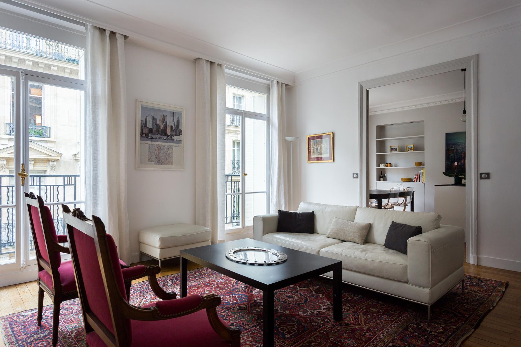 Paris - Rue du Ranelagh III