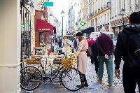 vibrant neighborhood of Paris - Rue Montorgueil luxury apartment