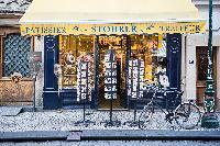 charming shops near Paris - Rue Montorgueil luxury apartment