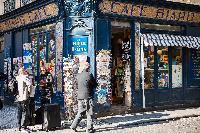 awesome shops near Paris - Rue Montorgueil luxury apartment