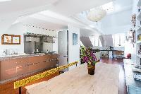 fascinating Paris - Rue Montorgueil luxury apartment