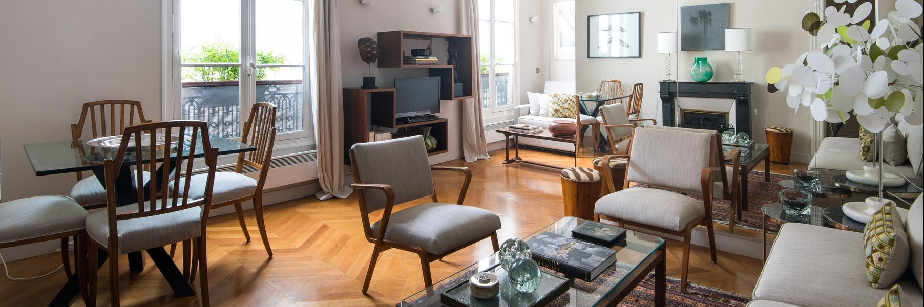Paris - Rue de Bassano
