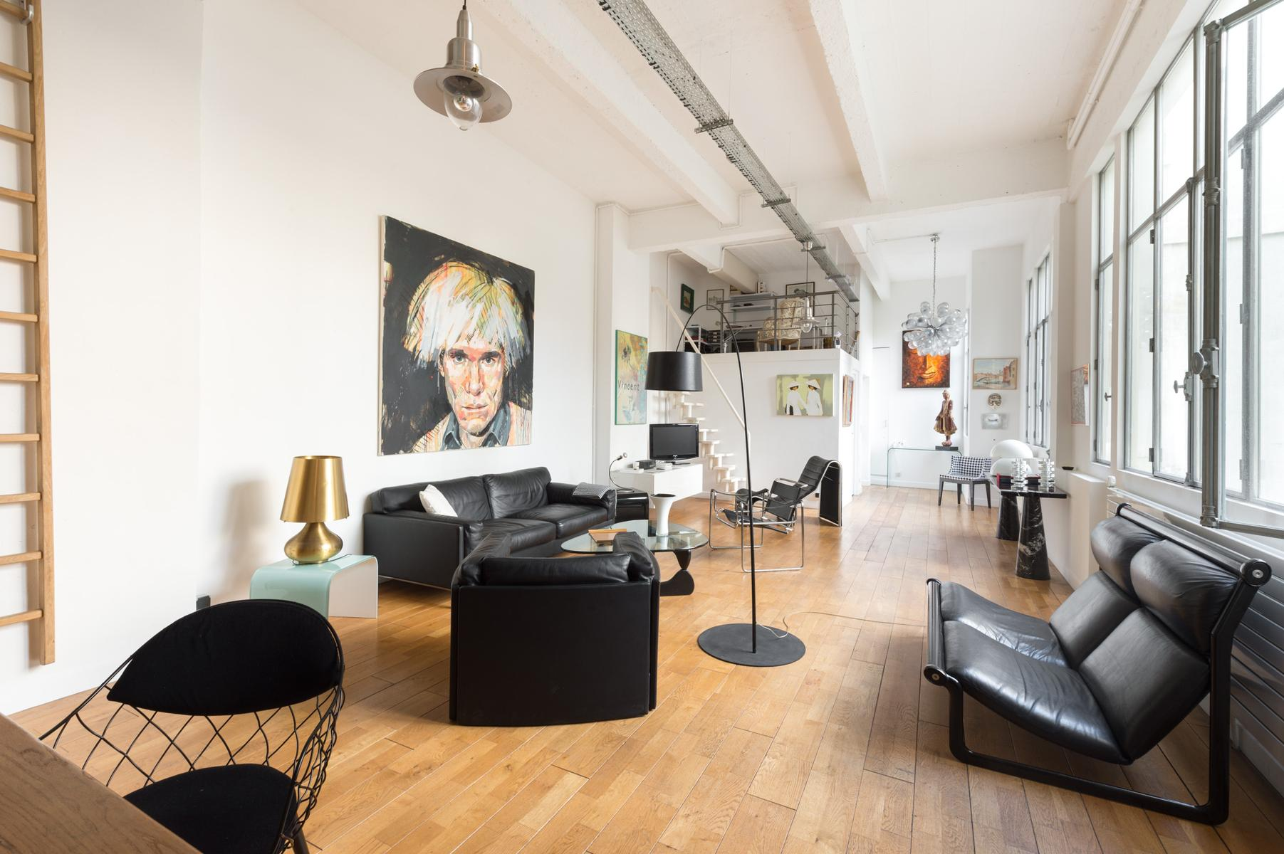 awesome Paris - Rue de Thorigny Loft luxury apartment and holiday home